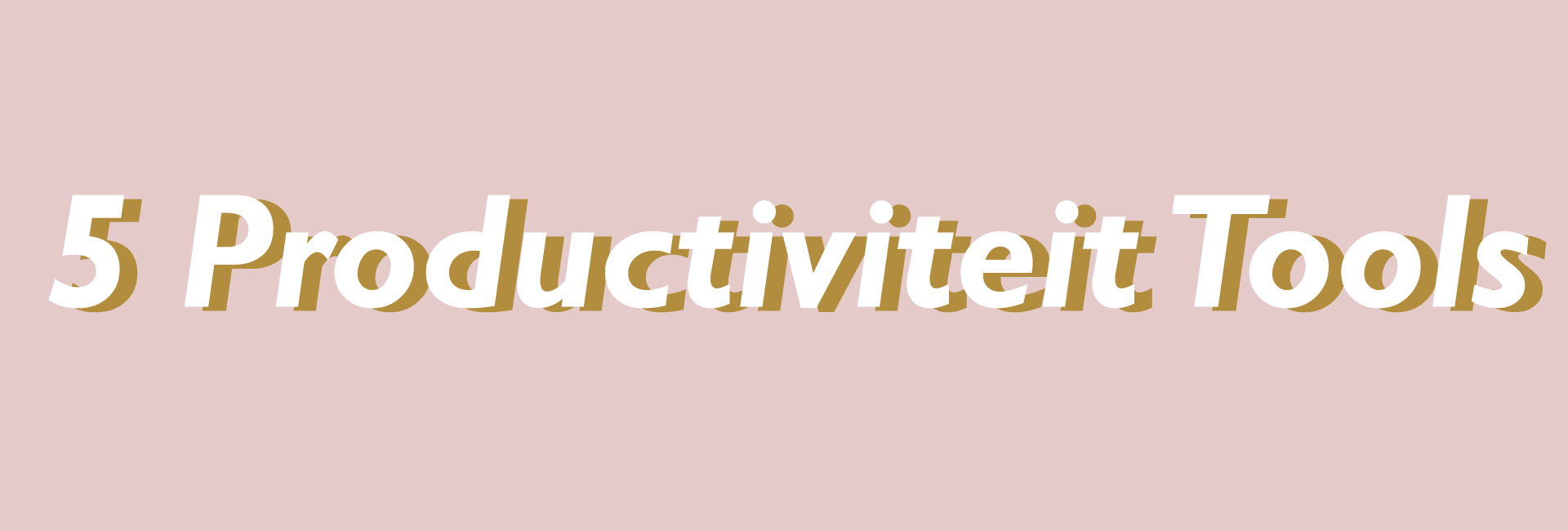 productiviteit, tips, ondernemen, marketing, grafishc ontwerp, 5 productiviteit tips, emmagillgraphics